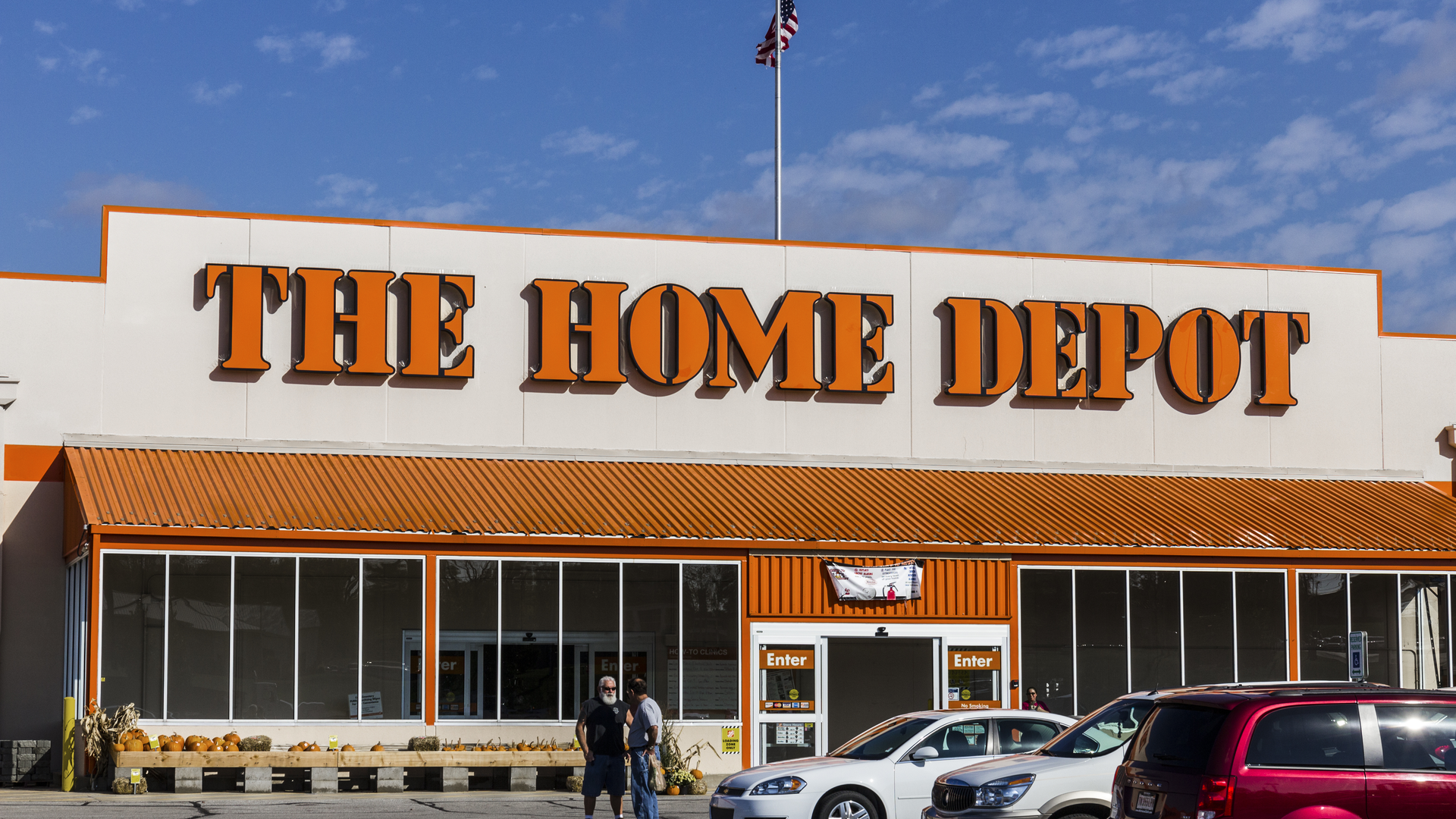 Global Financial Engineering Weekly Trades Analysis for The Home Depot, Inc. (HD)